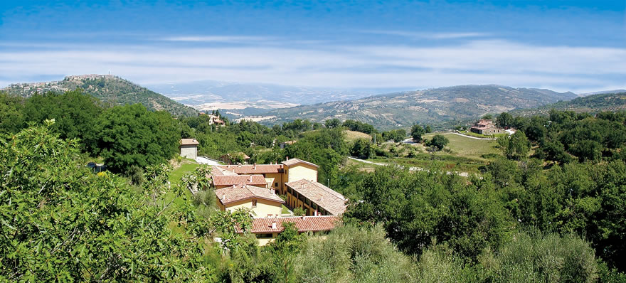 AB Property Marketing appointed to represent new Tuscan estate, Terre Gialle Residence & Resort