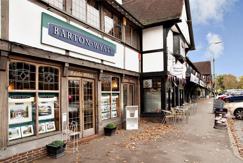 From the swinging 60's to the present day: Celebrating 50 years of Barton Wyatt