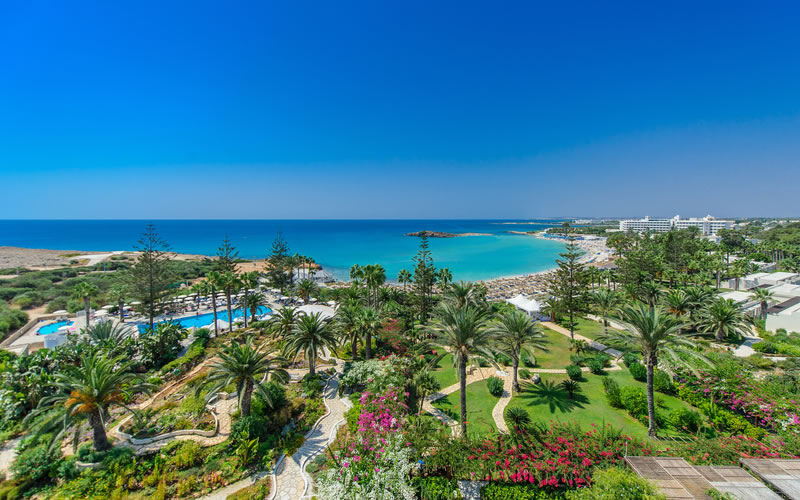 International appeal draws tourists and second home buyers alike to Cyprus
