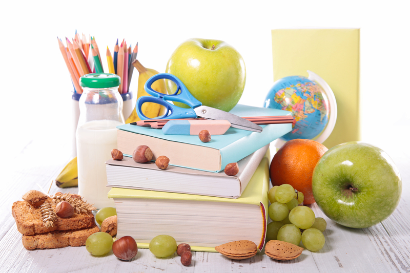 More than just hamburgers and hangovers: Today's students make healthier lifestyle choices