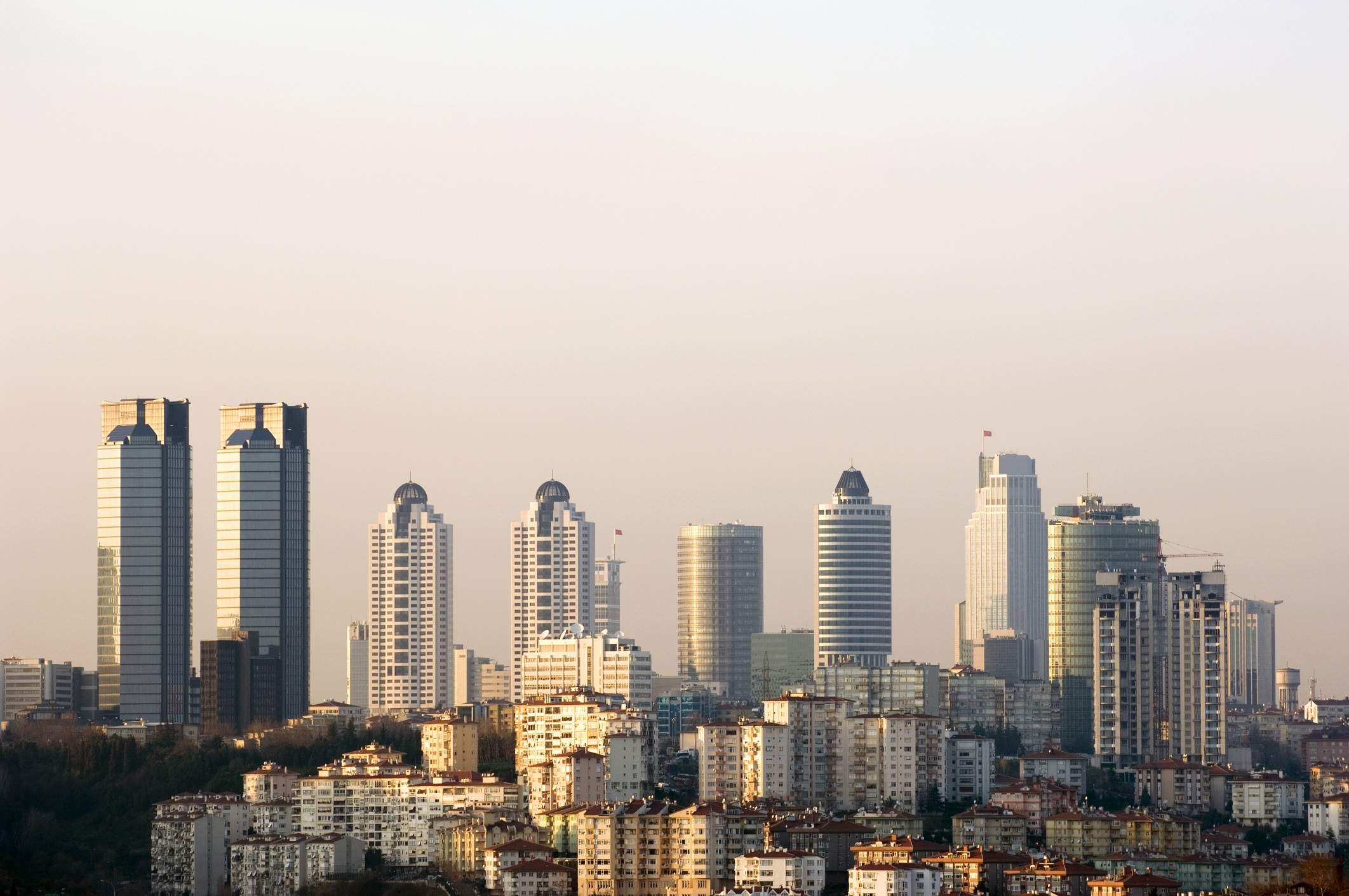 Wall Street Heads East: Istanbul International Financial Centre sees investors look to cash in on bricks and mortar
