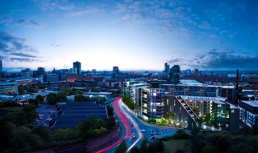 Buy now for the future – Manchester's population set to double in 10 years as house builders race to keep up