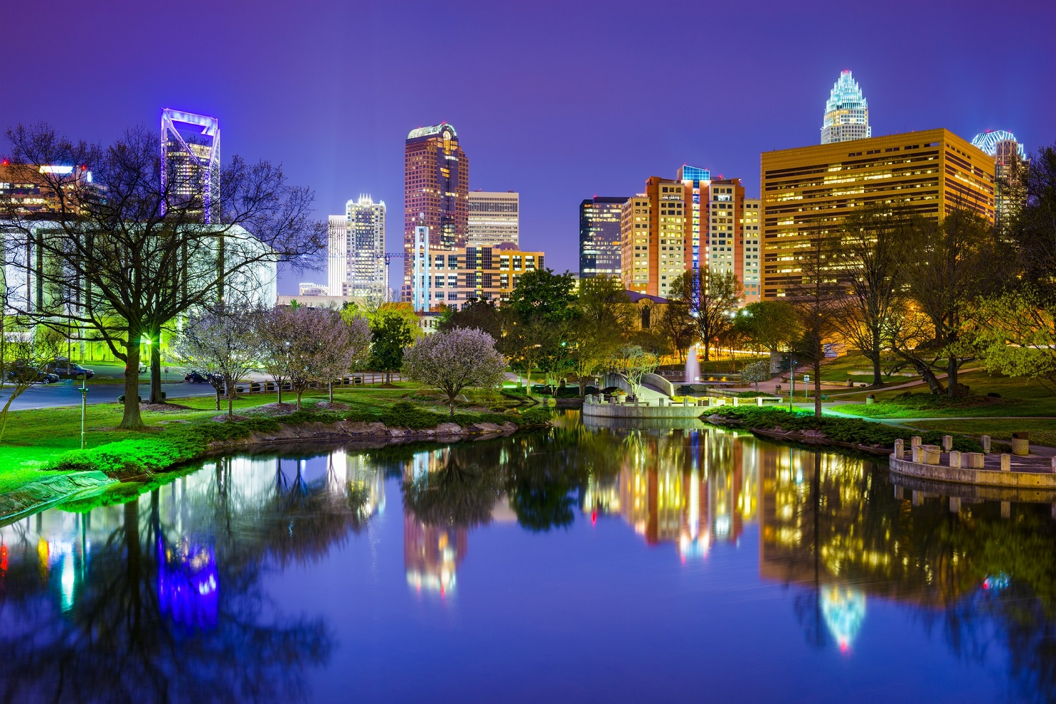 Charlotte emerges as 2016 property hotspot