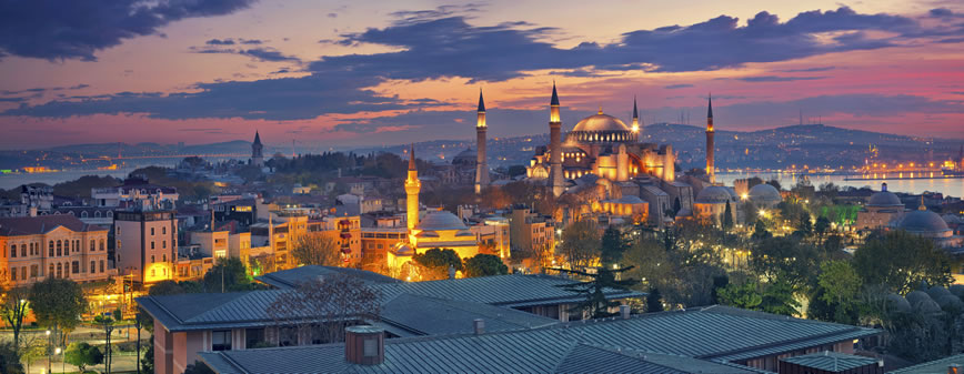 Istanbul's investment prospects outrank London's as city is one to watch in 2016