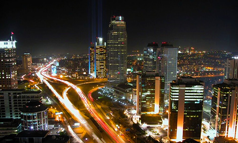 UK buyers lead interest in 'Megacity' Istanbul, accounting for 21.51% of all property enquiries