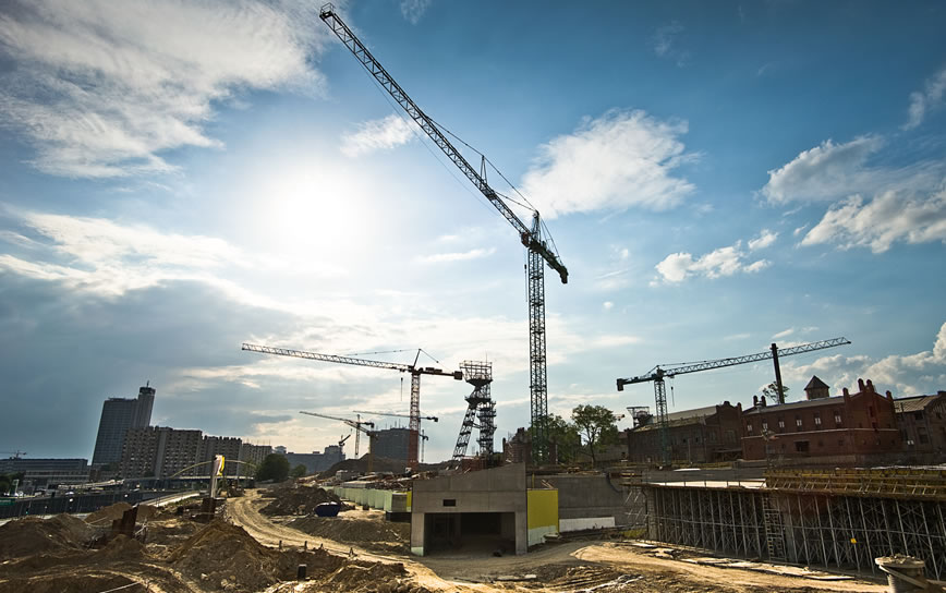 Turkey's construction sector reaches new heights as the housing market continues to flourish