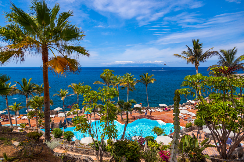 The Canaries are singing again this summer as holidaymakers flock to Tenerife