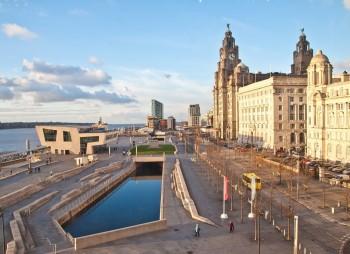 Liverpool Waterfront crop