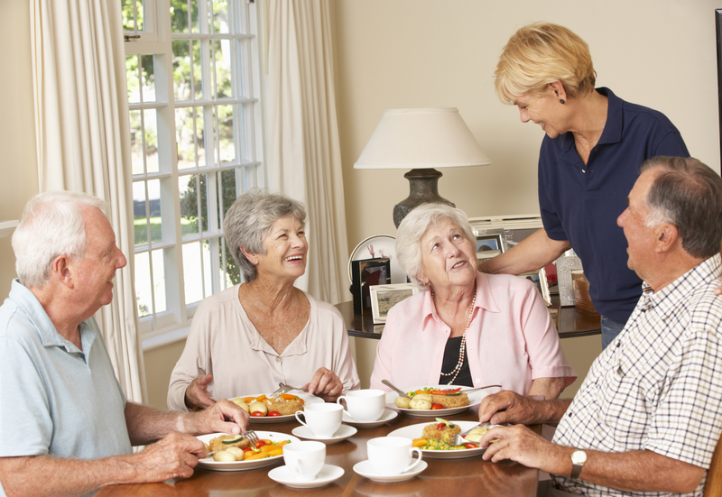 Image result for eating care home