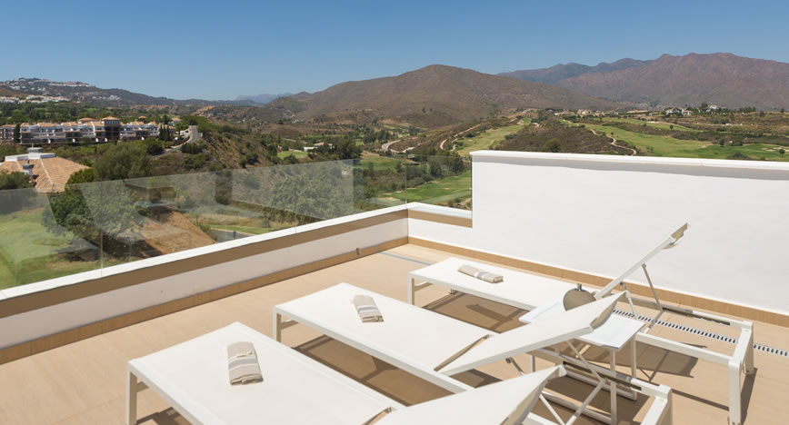 Take your September sun to new heights with these terrific terraces