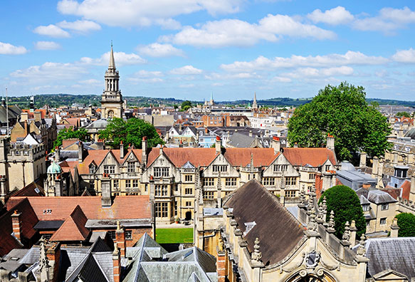 """Immediate lift"" of Oxford property prices to result from new direct high speed rail connection with London"