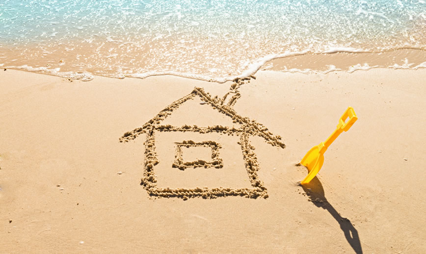 Think big – make your New Year's resolutions to buy a holiday home in 2017!