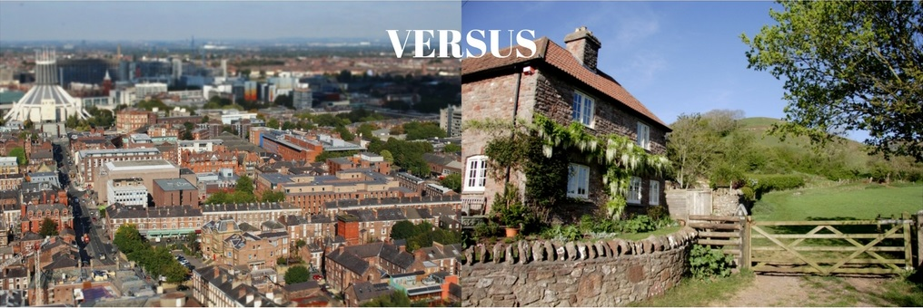 Town vs country – the investment dilemma