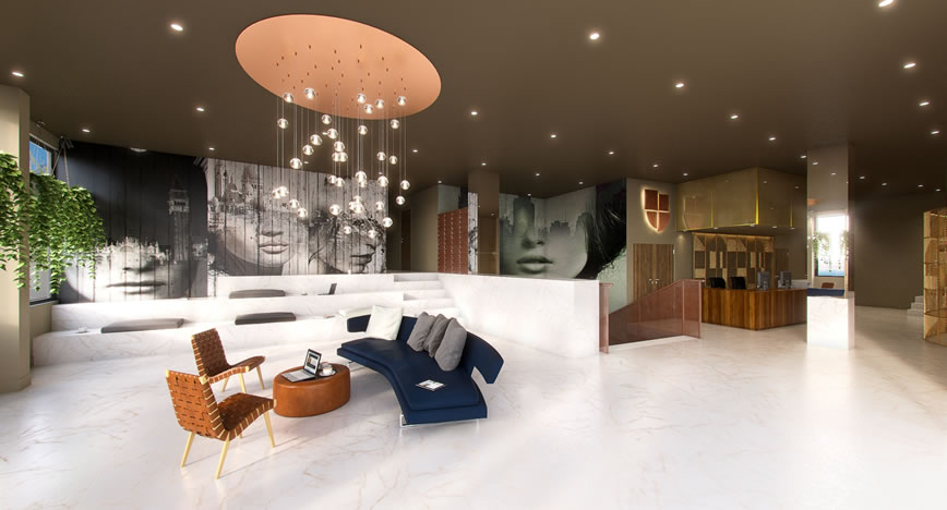 Lisbon's aesthetic inspires design of the city's latest luxury student accommodation