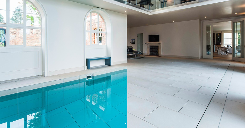 Moveable floors open up a new world in swimming pool design