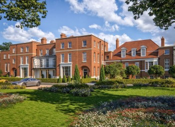 Rosary Manor, Mill Hill
