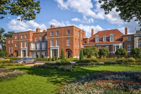 A sacred conversion – Bellis Homes brings Grade II listed convent school house back to life