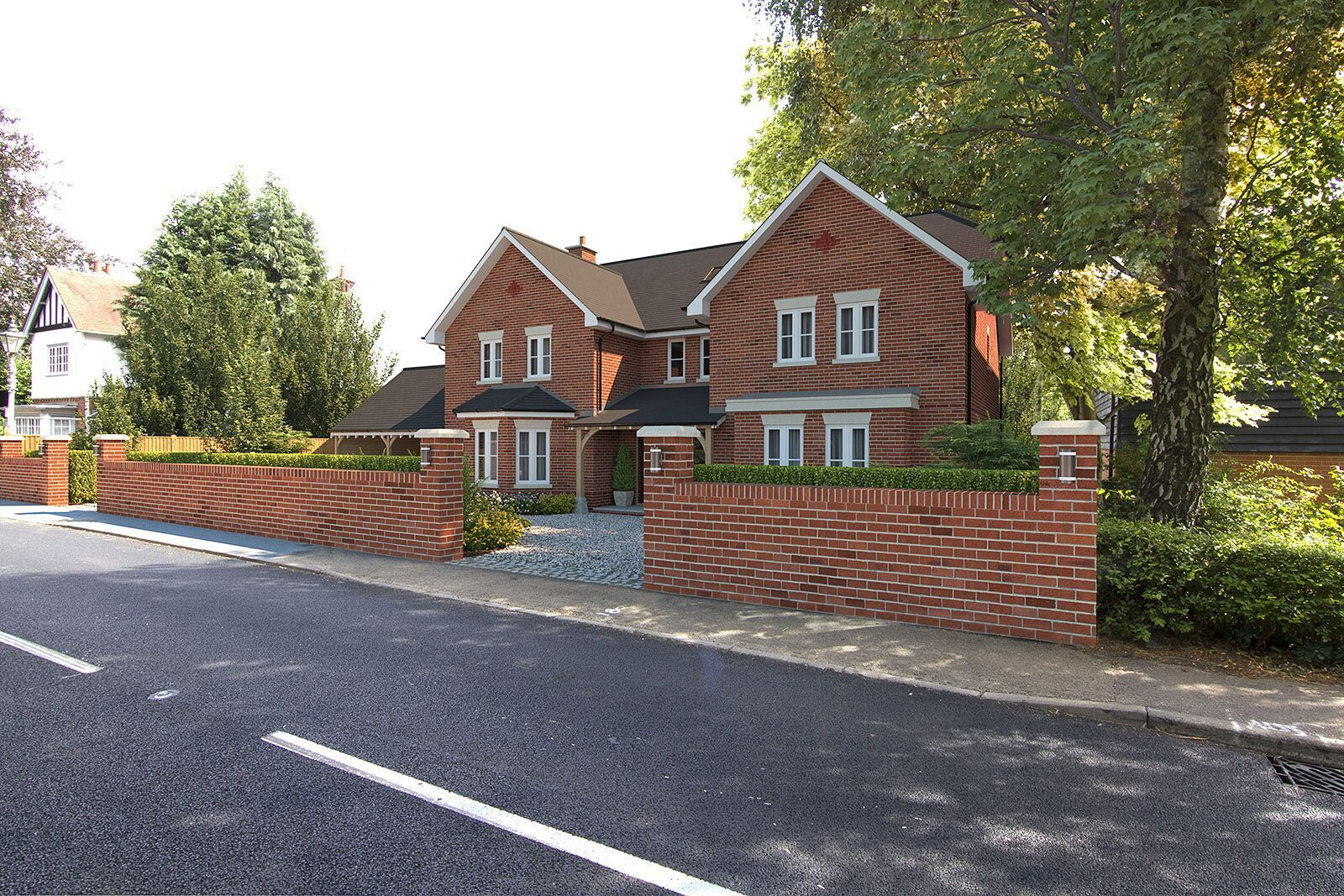 Bellis Homes offers families Much Moore from their new Hertfordshire village homes