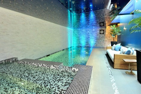 Swim training systems are latest fitness craze for residential swimming pool installations