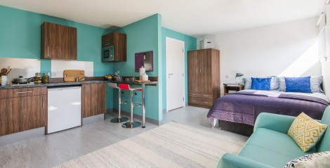 Study, sleep and socialise in the UK's most luxurious student digs this coming academic year