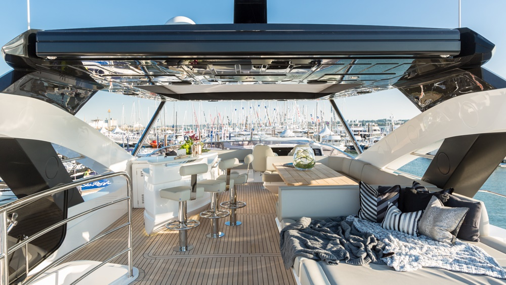 New partnership paves the way for those seeking style on the seas