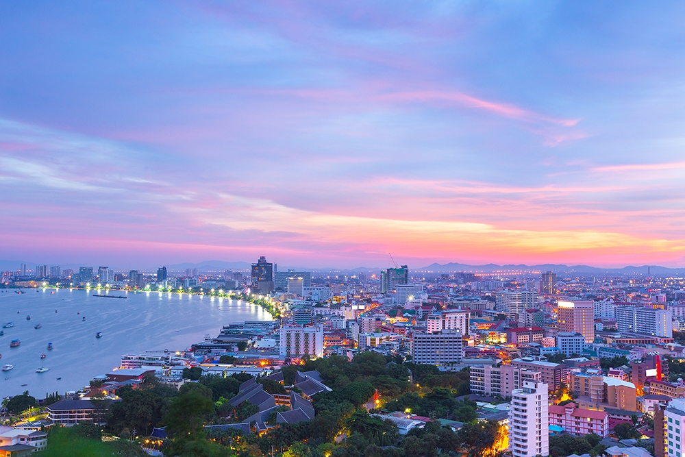 Regional Thai property markets look set to excite investors as 2018 gets underway