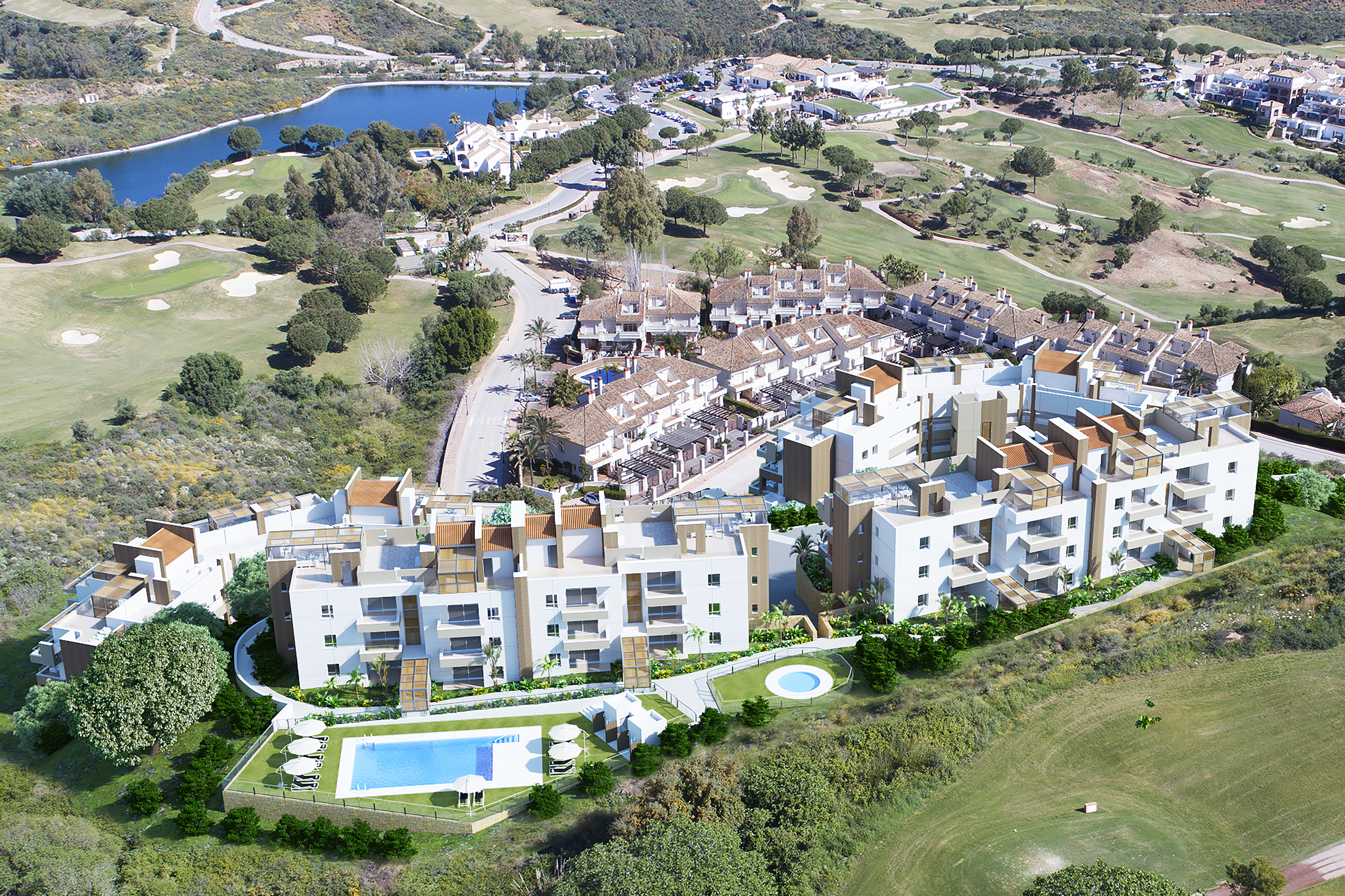 Dig the Davis Cup? Taylor Wimpey España serve up these ace holiday homes for tennis lovers