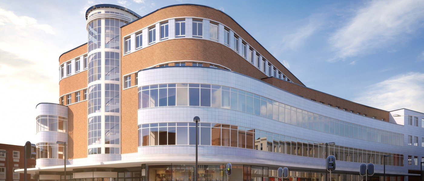 An Iconic Art Deco building is for the taking in Doncaster