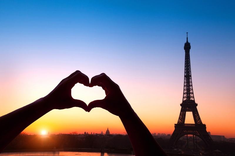 J'adore la France! Buyers from around the world wooed by France's romantic offering this Valentine's Day