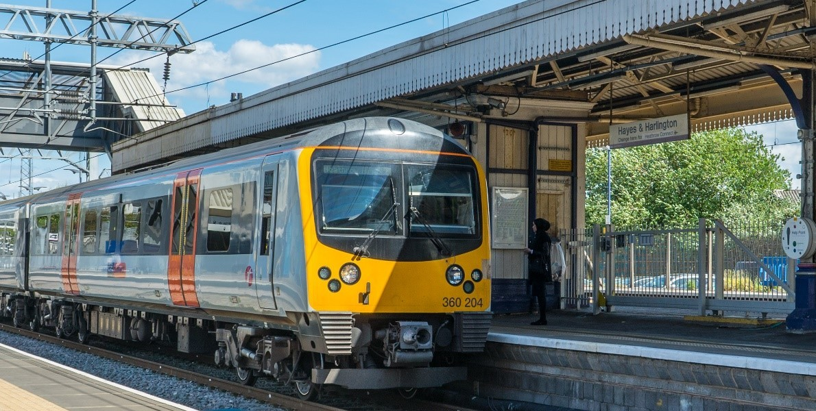 1838-2018: Hayes & Harlington station celebrates 150 years of first-class connections