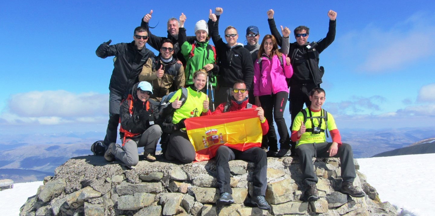 Taylor Wimpey España kicks off fundraising challenges in aid of two charities