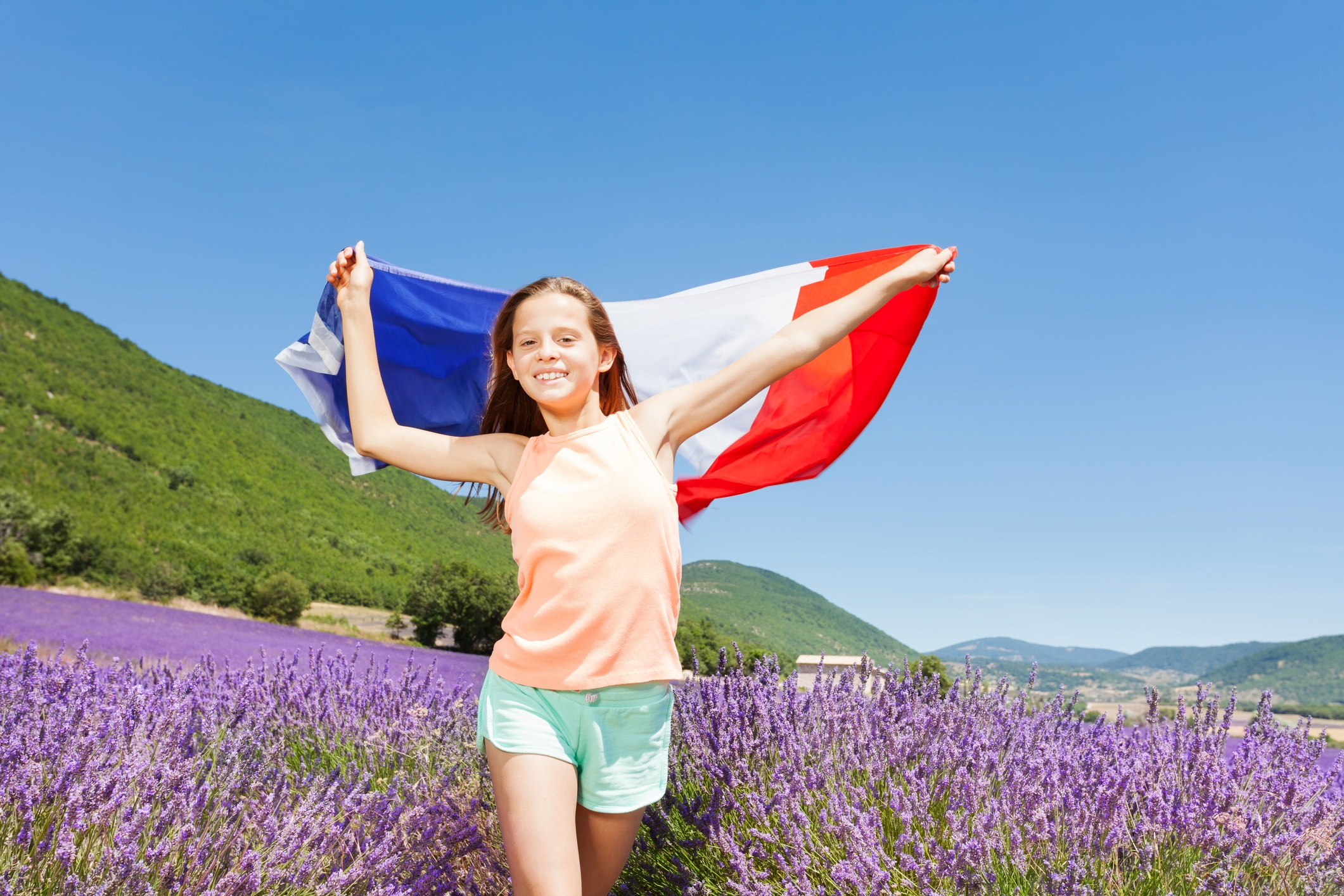New figures reveal France is top choice for Brits relocating with children