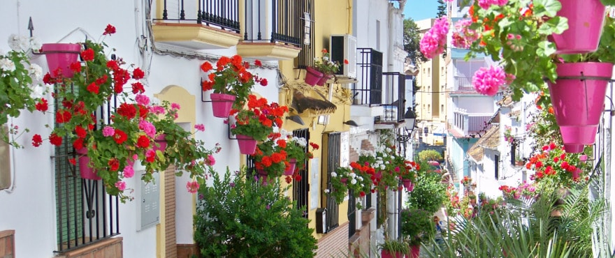 "Buyers now have a million more reasons to head to the ""Garden of the Costa del Sol"""
