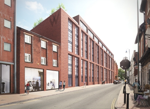Westminster Works – Latest housing jewel in Digbeth's crown
