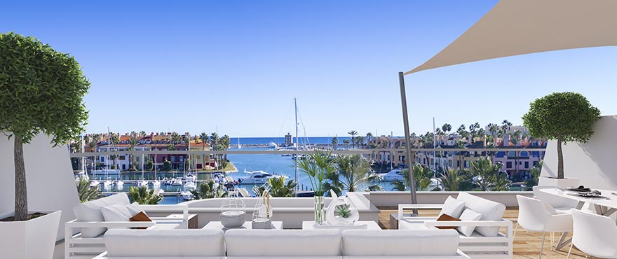 Taylor Wimpey España launches Pier at Sotogrande, as demand for new Spanish homes surges this summer