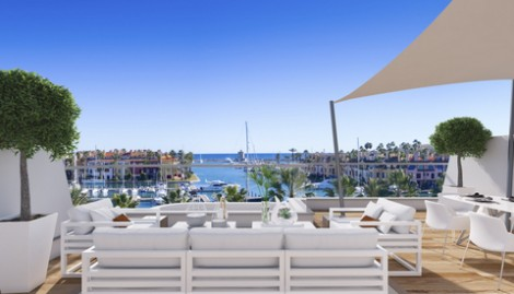 Old school Spain is back in fashion as Brits eye up beautiful new homes in Sotogrande