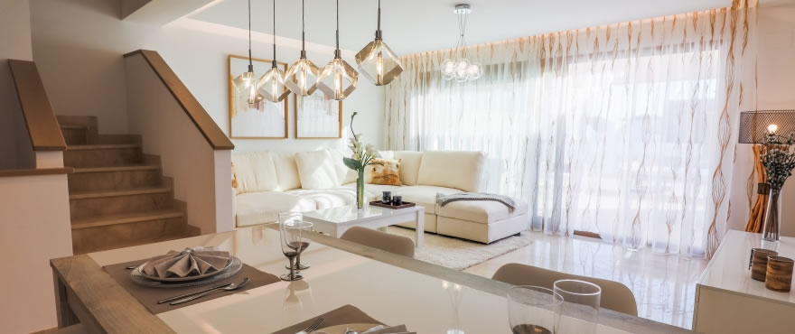 New show homes demonstrate the best of Spanish living, as visitor numbers reach record-breaking levels