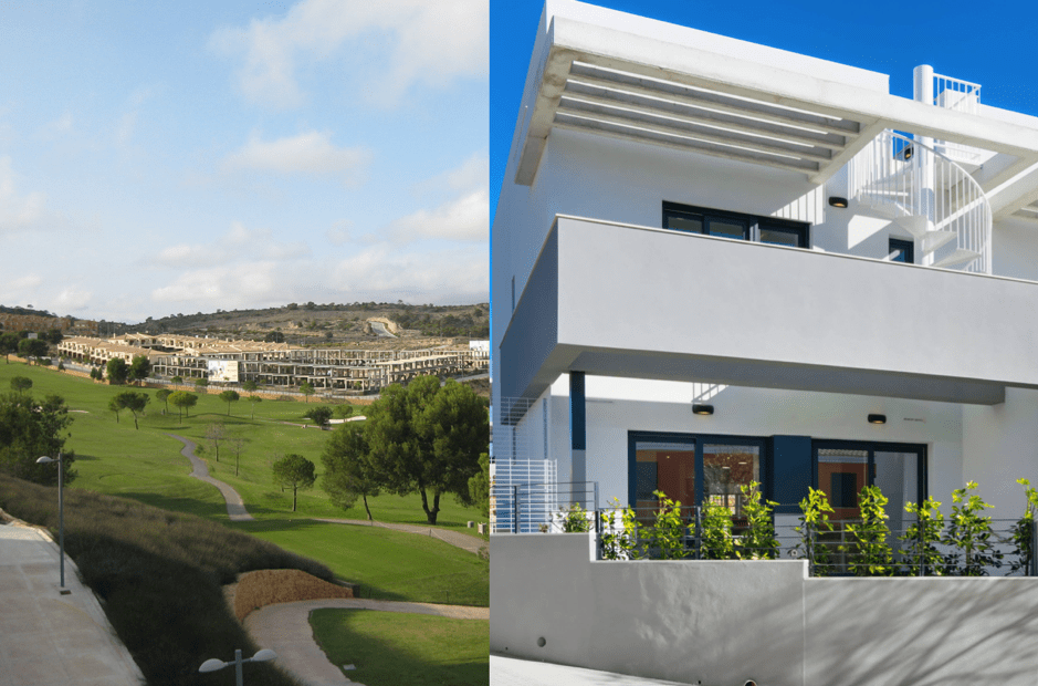 Taylor Wimpey España takes the #10yearchallenge