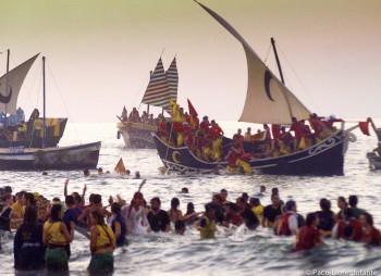 Fiestas Villajoyosa