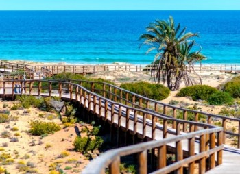 C9_Los Arenales del Sol beach. Alicante