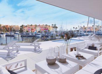 Pier 1 development