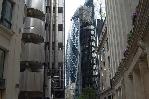What does Lloyds' entry into the private rented sector reveal?